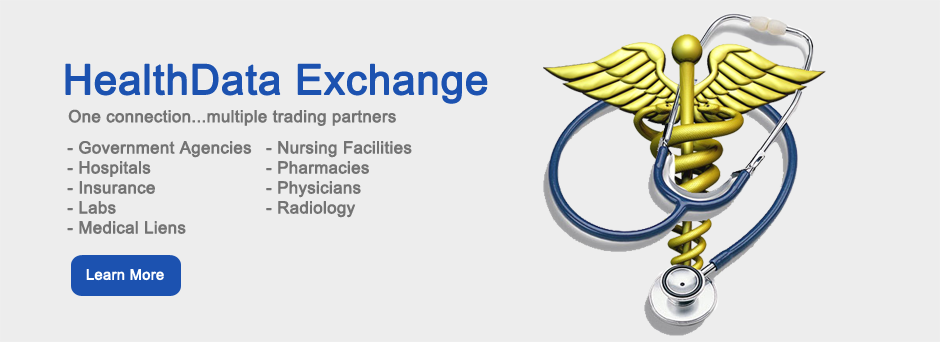 HealthData Exchange for the Healthcare Industry