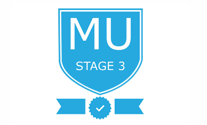 Meaningful Use (MU) Stage 3