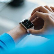 Internet of Things Healthcare Smart Watch